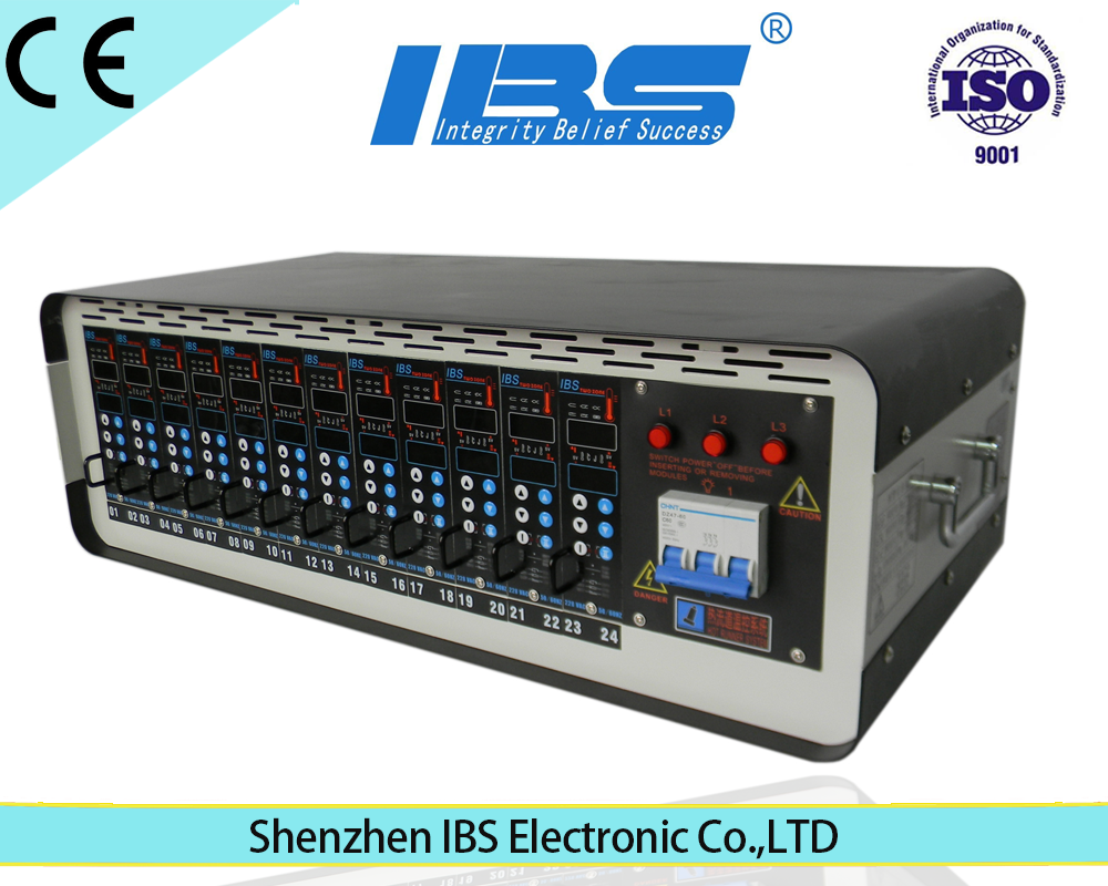 24 cavities module temperature controller for plastic injection molding