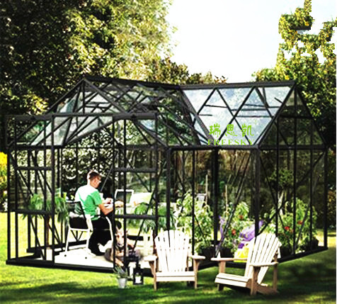 lowes alumnium frame clear glass showcase designs in living garden room