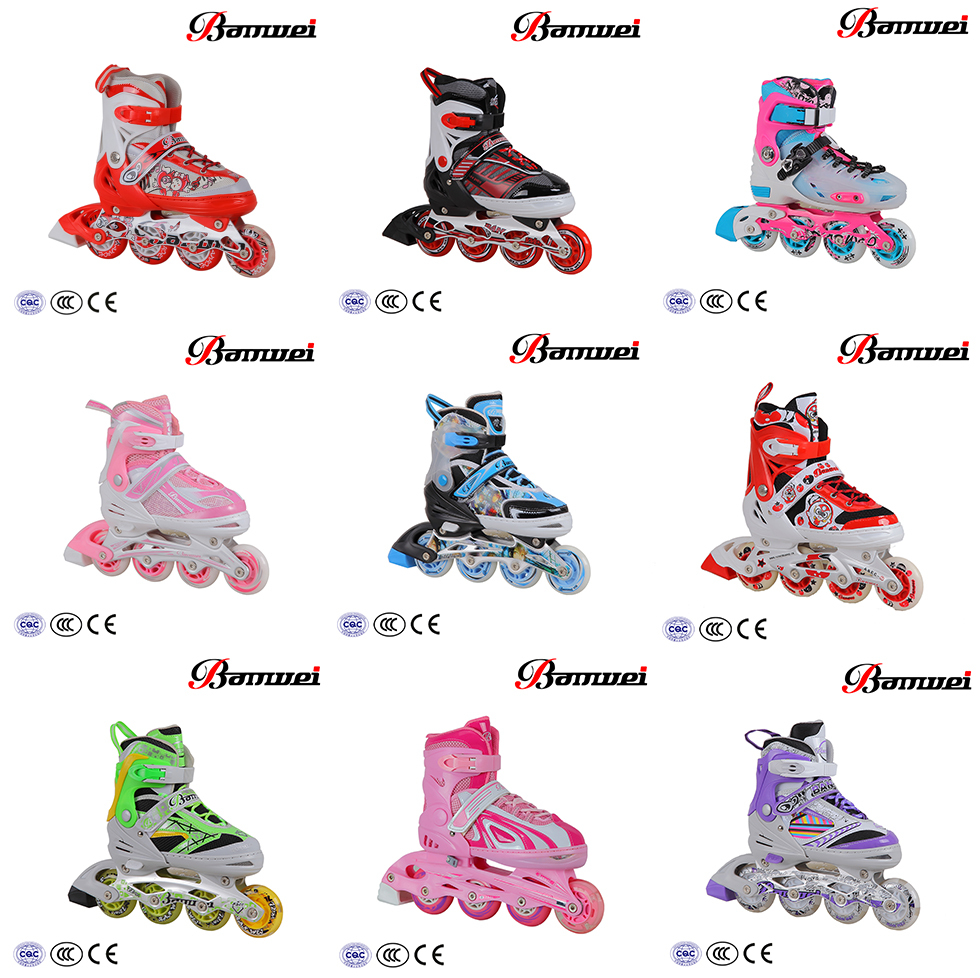 Hot selling best price China manufacturer oem BW-907 roller inline skates