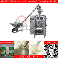 Fine Powder Dusty Flour Vertical Packaging Machine