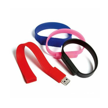 bracelet usb 2.0 Flash Drive 16GB 16G Metal Bangle Bracelet Design Retro Metal USB Flash Memory Stick