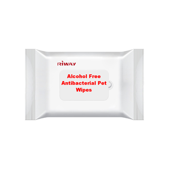 Wholesale Alcohol Free Hot Sale Antibacterial Pet Wipes