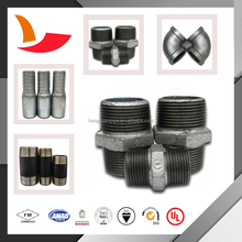 Galvanized steel pipe fittings pipe fittings