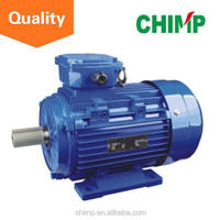 CHIMP Y2 series 2 pole/4 pole/6pole/8pole ac induction 3 phase electric motor