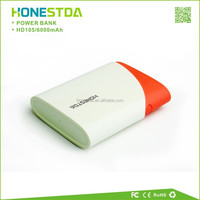 Mobile Cell Phone Universal Portable 6000mAh Battery Charger