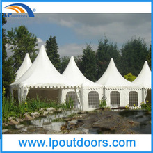 5x5m Outdoor Luxury Gazebo Pagoda Tents for sale for event
