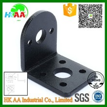 Custom Precision Fixed Support Mounting Bracket for Encoder Motor