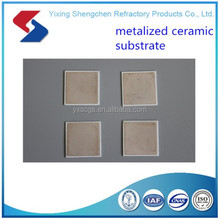 Metallized Dbc Aln Ceramic Substrate With Copper On Both Side
