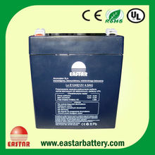 VRLA or SLA 12V 4.5ah 20hr battery for UPS and solar system and security system lead acid battery