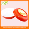900ML 2 Colores Dinner Bowl and Plastic Plate