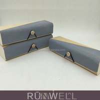 Nature birch bark new creative wholesale wooden sunglasses box