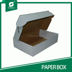 FACTORY PRICE SHIPPING BOX CORRUGATED PAPER BOX FOR GARMENT PACKAGING
