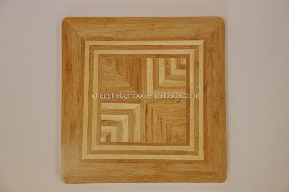Square Bamboo Cutting Board