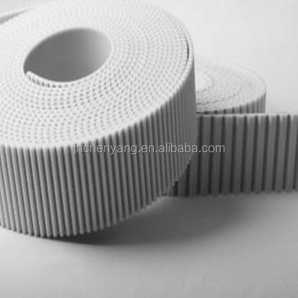 Seamless or joint Chinese brand T5 PU timing belt accept specially customize
