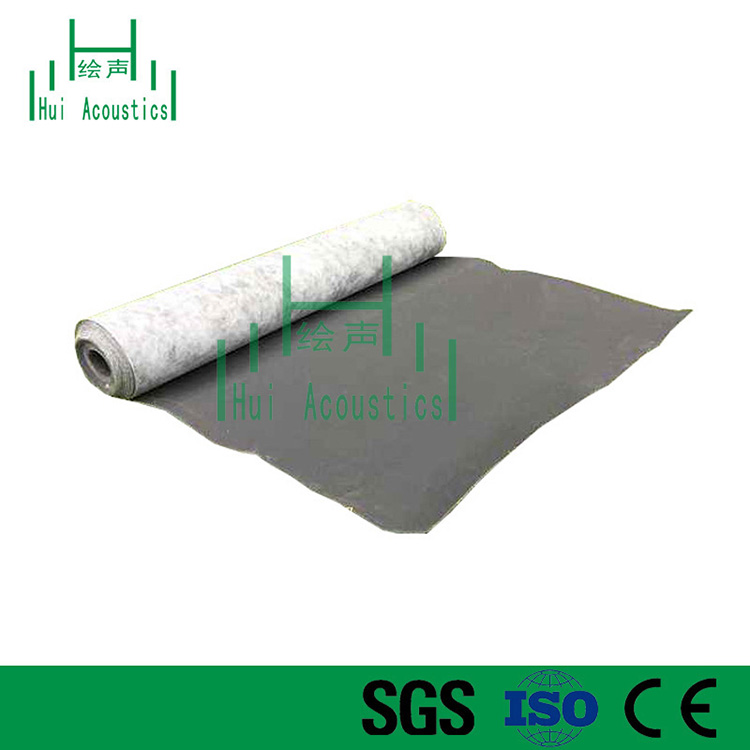 Vinyl Soundproofing Material Sound Wall Insulation Sound Deadening Acoustic Mat