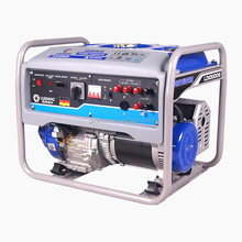 China Factory sale 5kw Gasoline generator air cooled single phase three phase