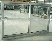 Aluminum Sliding Window With AS2047 in Australia & NZ
