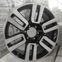 Japanese replica 20*8.5inch PCD6/139.7offroad alloy wheel
