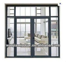 Perfect design interior office door with glass window