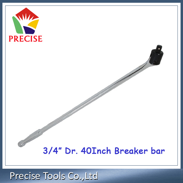 "1/2"" Square Drive 600mm(24"") Long Power Knuckle Breaker Bar"