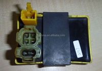 OEM CDI Bajaj Pulsar Spare Parts/Performance CDI Unit Assy Bajaj CT100 Parts