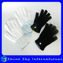 Durable New Coming Brightness Led Flashing Gloves For Party