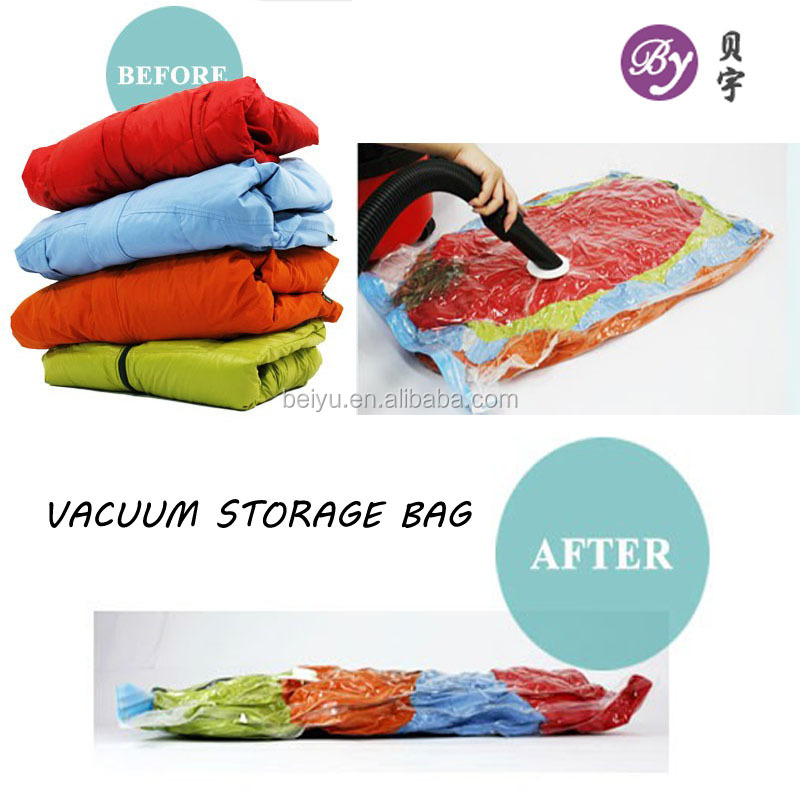 Jumbo Storage Bags packing bags for clothes vacuum compressed bag