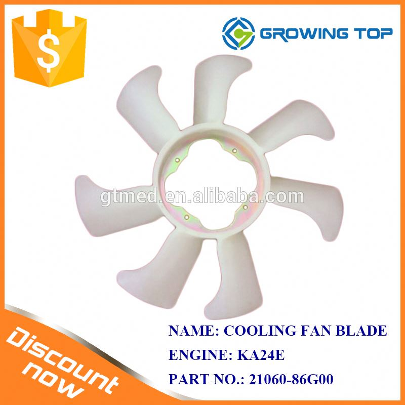 High Performance 21060-86G00 Colored Fan Blades for nisan