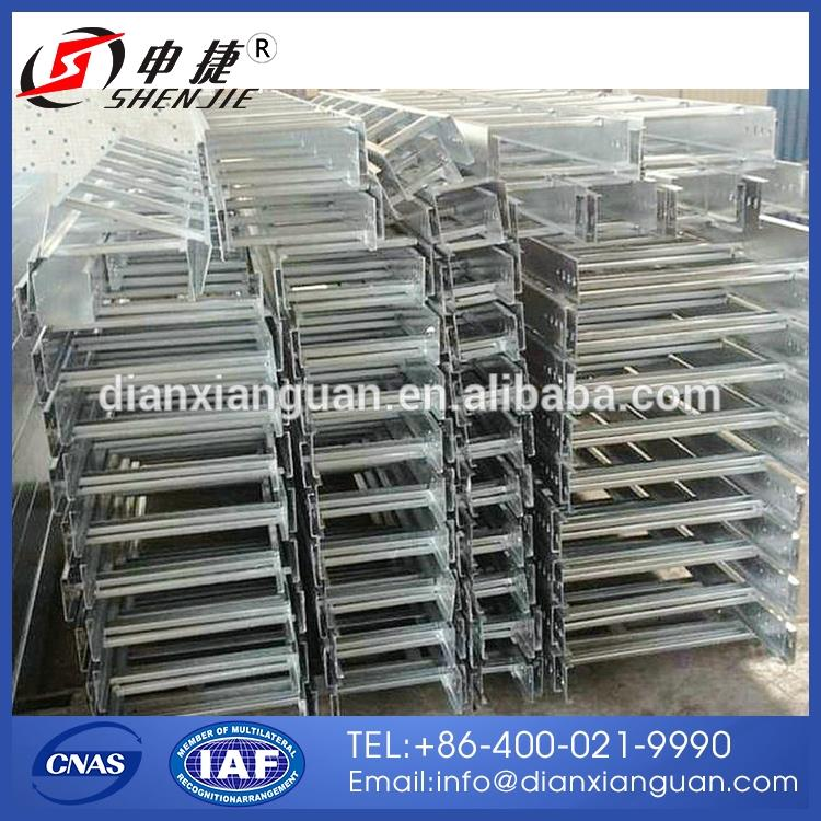 Hot selling 100*50 stainless steel hot dip galvanised cable tray made in China