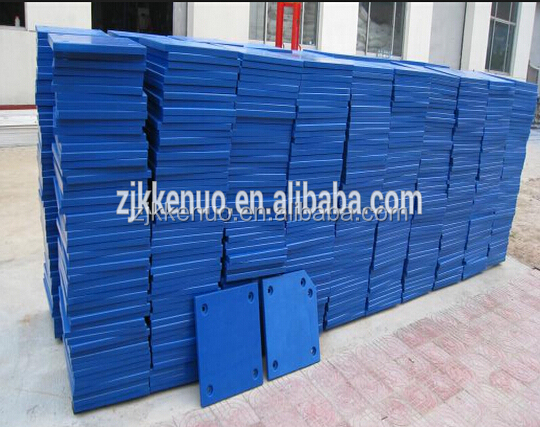 UHMWPE sheet, pad, board, panel for marine fender/ high impact strength engineering plastic/Marine Fender Dock Fender Rubber Fen