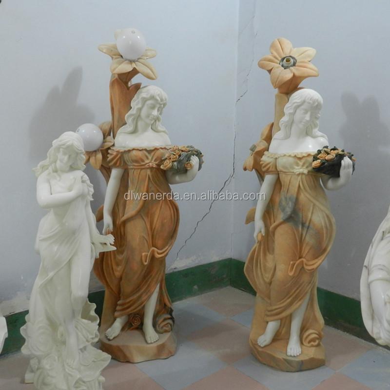 mrmol cuatro diosa de temporada escultura escultura