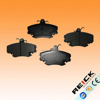 FOR European RENAUL CAR HIGH QUALITY BRAKE PAD GDB400 WITH SHIM