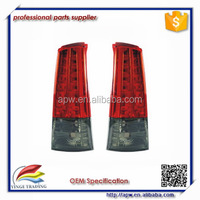 Led Tail Light For Tyota Avanza 2006 - 2010 Black Red Lamp