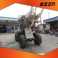 ZL-940 china supplier mini used wheel loader with price for sale