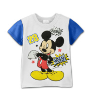 boys kids t shirts design brand new boys mickey mouse cartoon t-shirts child clothing
