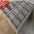 stainless steel knitting mesh demister for air and vapor-liquid filtration