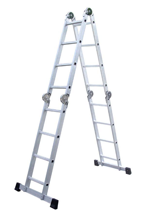 ULTIMATE LADDER-3.85m magic telescopic step ladder as seen on tv