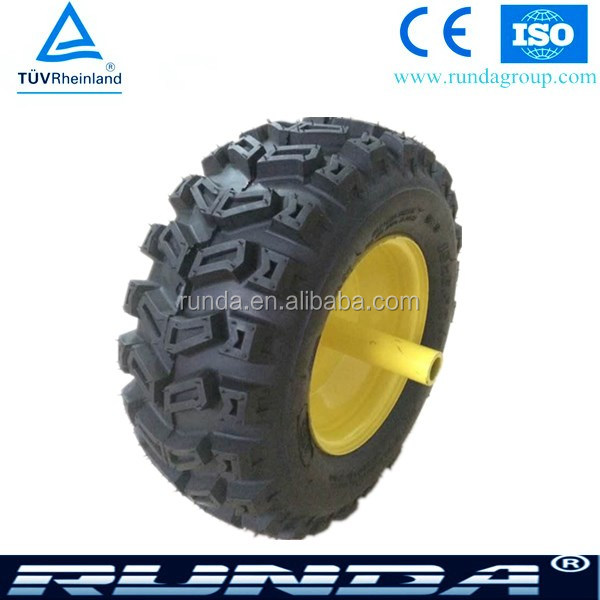 13x4.10-6 snow pusher wheels, garden trailer wheels
