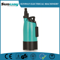 plastic submersible water pump with good price pomp