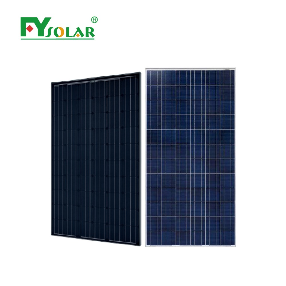 High quality solar modules 36V Renesola solar panels 250W 260W 270W 280W polycrystalline for home system