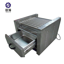 Hot Dog Roaster Bread Warmer Machine hot dog machine with bun warmer for sale
