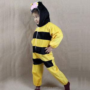 China manufacturer professional animal custom bee mascot costumes,adult kids jumpsuits costume bee costumes