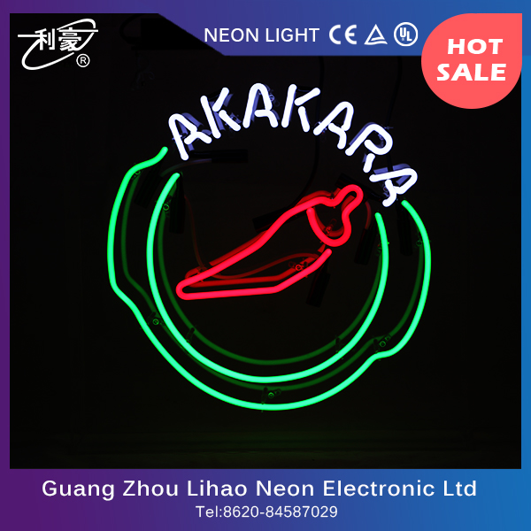high quality custom light up advertising led neon <strong>sign</strong>