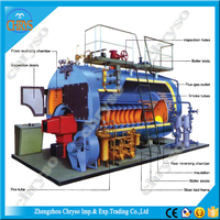 Gas boiler supplier for industry and floor heating
