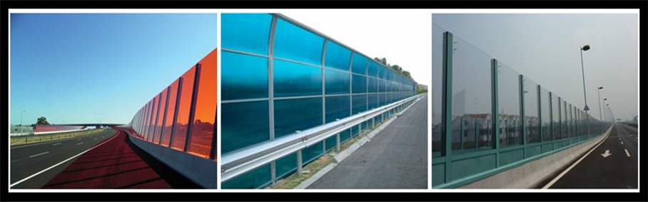 12mm sound barrier polycarbonate sheet partiton wall