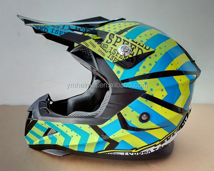 915 adults helmets motocross ECE helmets Off Road Racing motorcycle helmet full face casco