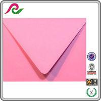Candy French Paper Cotton Envelope