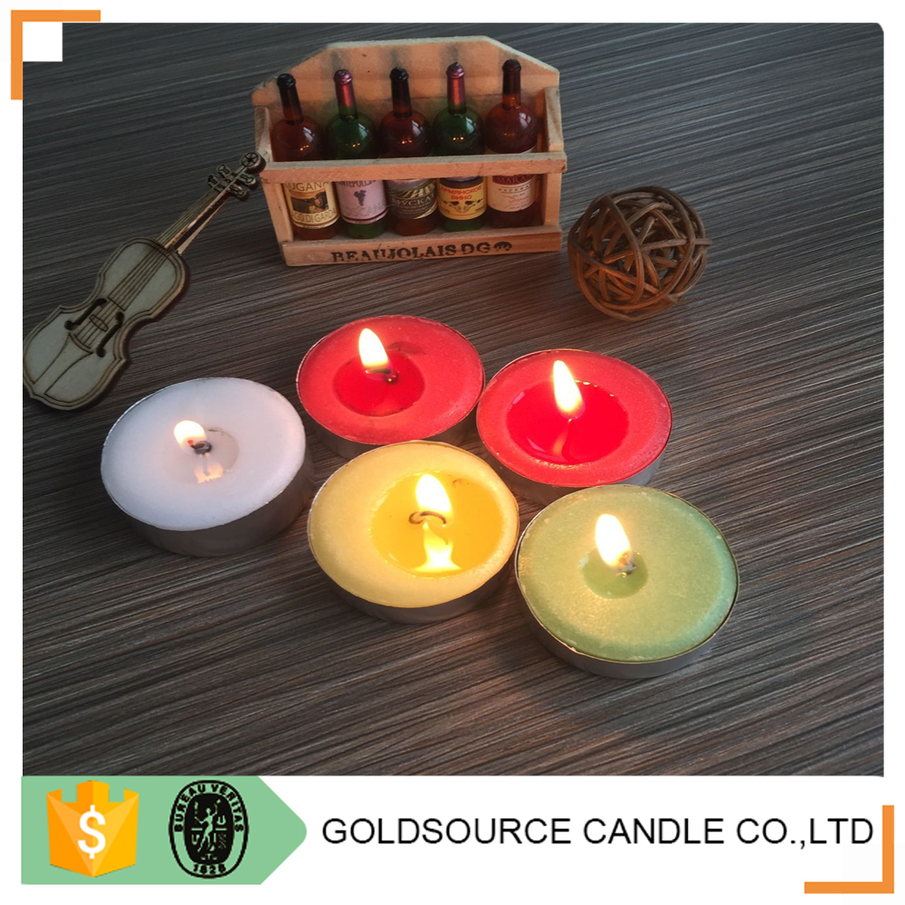Wholesale wedding favors tea light decorative candles