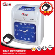 Cheap Price biometric time recordering system time attendance machine time clocks from Bimi