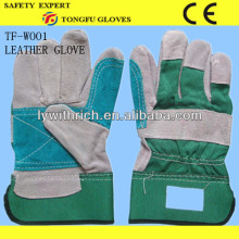 leather garments and leather type usage safety working gloves
